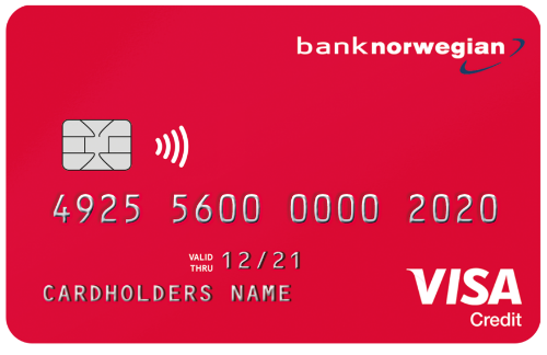 Bank Norwegian Kreditkort